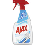 Rengöringsmedel Spray Shower power 750ml Miljömärkt Ajax
