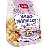Pannkakor Mini 200g POP! Bakery