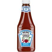 Ketchup 50% mindre socker och salt 960g Heinz