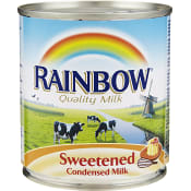 Kondenserad mjölk Sötad 397g Rainbow
