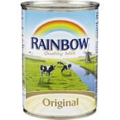 Osötad mjölk 410g Rainbow