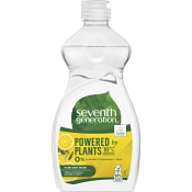 Diskmedel Flytande Citron Miljömärkt 500ml Seventh Generation