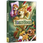 Robin Hood Walt Disney Dvd