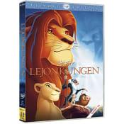 Lejonkungen Diamond Edition Dvd