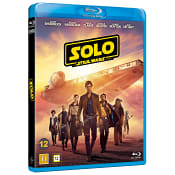Solo A Star Wars Blu-ray