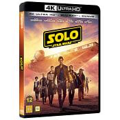 Solo A Star Wars story Blu-ray+4K