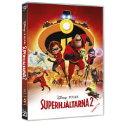 Superhjältarna 2 Dvd