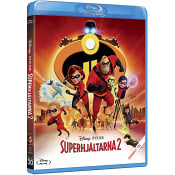 Superhjältarna 2 Blu-ray