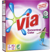Tvättmedel Color 750g Via