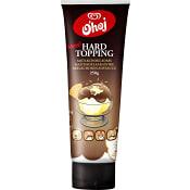 Hard topping Mjölkchokladsås 250g Ohoj