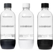 Kolsyre PET-flaskor 3x1l Sodastream