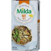 Matgrädde 15% 500ml Milda