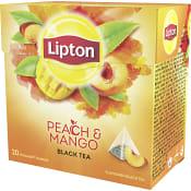 Persika mango Pyramidte 20-p Lipton