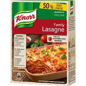 Familjelasagne 5-6 portioner 363g Knorr