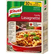 Lasagnette Family 6 portioner 338g Knorr