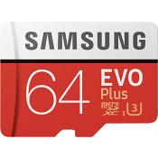 Minneskort Micro SDHC EVO PLUS 64GB Samsung