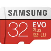Minneskort Micro SDHC EVO PLUS 32GB Samsung