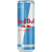 Energidryck Sockerfri 47,3cl Red Bull