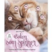Boken som spinner: Konsten att bli lycklig med hjälp av katterapi